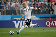 Timo Werner of Germany during the 2018 FIFA World Cup Russia, Group F football match between Germany and Mexico on June 17, 2018 at Luzhniki Stadium in Moscow, Russia - Photo Thiago Bernardes / FramePhoto / ProSportsImages / DPPI