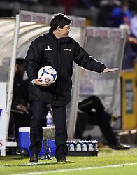 Bristol Rovers Manager, Darrell Clarke - Photo mandatory by-line: Paul Knight/JMP - Mobile: 07966 386802 - 19/12/2014 - SPORT - Football - Bristol - The Memorial Stadium - Bristol Rovers v Gateshead - Vanarama Conference