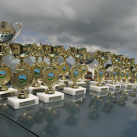 The Trophy's for the Winners of the Currachs Racing held in Cappa Co.Clare.<br /> Pic.Brian Gavin/Press 22