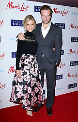 Emilia Fox and Rafe Spall attend the Mum's List premiere at the Curzon Mayfair, London.