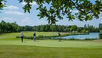 TILBURG -   hole 7 De Blaak. PRISE D'EAU GOLF, golfbaan.  COPYRIGHT KOEN SUYK