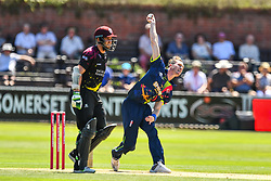 Photographer Craig Thomas/Replay Images<br /> <br /> Vitality Blast T20 - Round 2 - Somerset v Kent - Sunday 8th July 2018 - Cooper Associates County Ground - Taunton<br /> <br /> World Copyright © Replay Images . All rights reserved. info@replayimages.co.uk - http://replayimages.co.uk