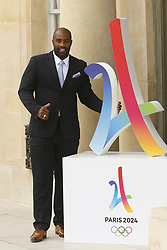 September 15, 2017 - Paris, France, France - Teddy Riner (Credit Image: © Panoramic via ZUMA Press)
