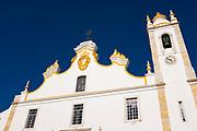 The 15th century Igreja de Nossa Senhora da Conceição, Portimao, Algarve, Portugal