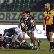 Treviso 30/01/2021 Stadio Monigo<br /> Guinness PRO14 <br /> Benetton Treviso vs Munster<br /> Callum Braley