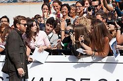 SPAIN OUT..Ewan McGregor arrives at the San Sebastian Film Festiva, Thursday September 27, 2012, Photo By Nacho Lopez / DyD Fotografos / i-Images