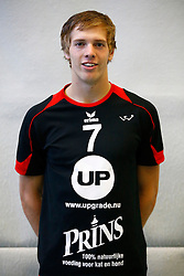 20140918 NED: Teampresentatie Prins VCV 2014 - 2015, Veenendaal<br /> Nico Manenschijn, (7) Prins VCV <br /> ©2014-FotoHoogendoorn.nl / Pim Waslander