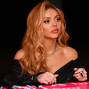 Jesy Nelson sign copies of their latest album 'LM5' at hmv Oxford Street on 19 November 2018, London, UK.