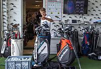SCHIPLUIDEN / Delft -  - NGF GolfStart bij Delfland Golf. clubfitting van TaylorMade        COPYRIGHT KOEN SUYK