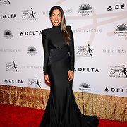 Pro Golfer and Fashionista Seema Sadekar attends The Julius Erving 'Black Tie' Ball Event at The Rittenhouse Hotel on September 13, 2015 in Philadelphia, Pennsylvania. (Photo by Lisa Lake/Getty Images for the Julius Irving Golf Classic)