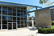The Phoenix Food Court on the Campus of the University of California Irvine