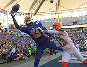 Dec 3, 2017-NFL-Cleveland Browns at Los Angeles Chargers