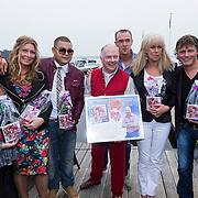NLD/Loosdrecht/20130925 - CD presentatie Ronnie Tober, Ronnie en Brownie Dutch, Marga Bult, Edwin van Hoevelaak, Belinda Kinnear, Dayèn en Marco de Hollander