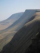 Bannau Sir Gaer and West Brecon Beacons Mountains, Wales