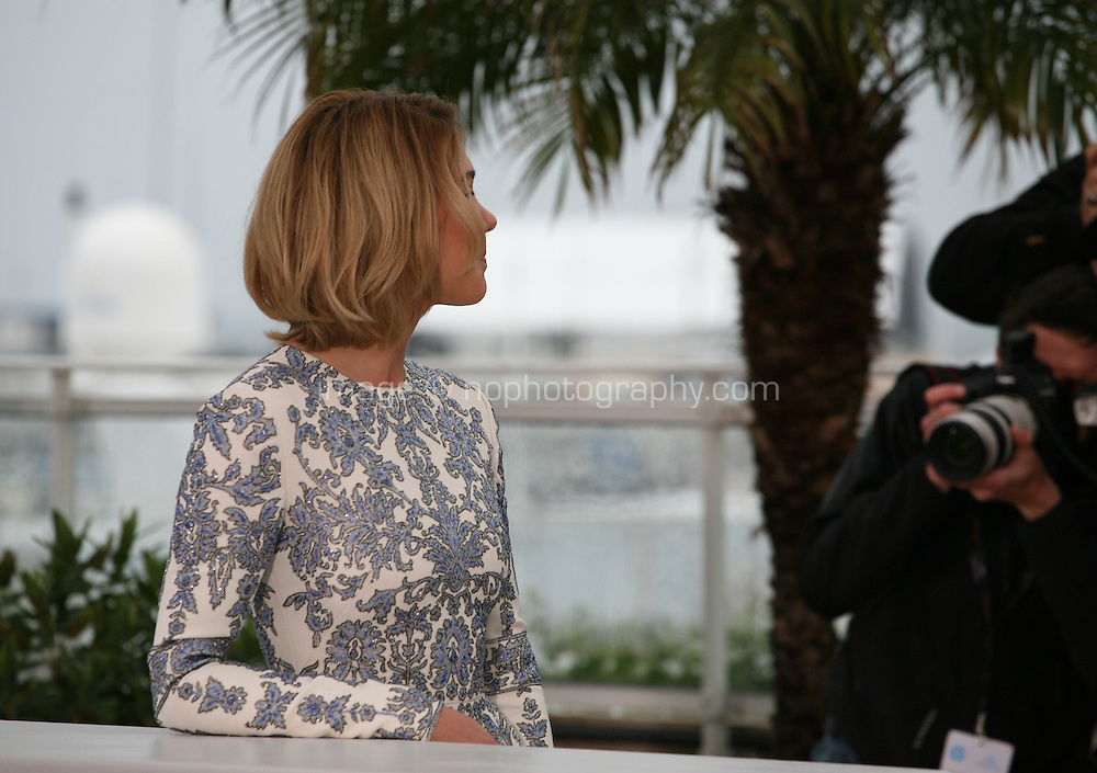 Actress Léa Seydoux at the Grand Central film photocall at the Cannes Film Festival 18th May 2013
