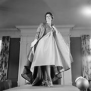 """Y-580916B-02. """"Fashion show. Waverley Country Club. September 16, 1958"""""""