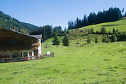 Austria, Tyrol, Farmhouse