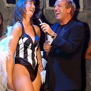 Verkiezing Miss Nederland 2003, Marenka Vink en Gordon
