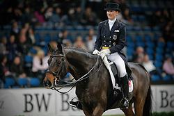 Balkenhol Anabel (GER) - Rubins Royal<br /> CDI-W Stuttgart German Masters 2009<br /> Photo© Dirk Caremans