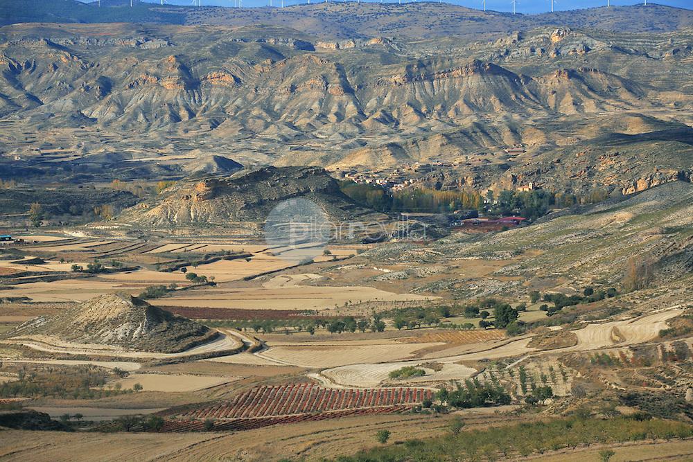 Valle del Alhama. La Rioja ©Daniel Acevedo / PILAR REVILLA