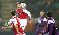 Fotball<br /> Østerrike<br /> Foto: Gepa/Digitalsport<br /> NORWAY ONLY<br /> <br /> 03.11.2011<br /> UEFA Europa League, Gruppenphase, FK Austria Wien vs AZ Alkmaar<br /> <br /> Bild zeigt Etienne Reijnen (Alkmaar).