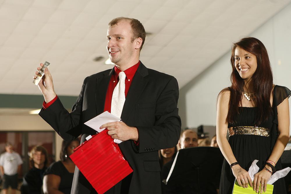 Dutchtown High School band senior concert held in the cafetorium at Dutchtown High School.