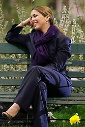 HRH Princess Haya Bint Al Houssein (JOR)<br /> Rolex FEI World Cup Final - Geneve 2010<br /> © Dirk Caremans