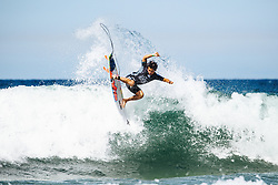 Hiroto Ohhara.JPN at  the 2019 Vissla Manly Surf Pro at Manly Beach, NSW, Australia.