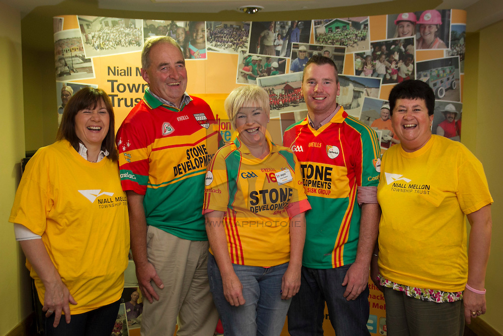 Vera Smith from Graigcullen, Pat Murphy from Borris, Emily Sheehan from Carlow, Enda Dunne from Milford and Catherine Nolan from Crossneen