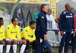 Gavin Hunt in the MTN8 semi-final first leg match between Cape Town City and Bidvest Wits at the Cape Town Stadium on Sunday 27 August 2017.