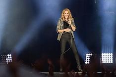 Celine Dion in concert 12 July 2017