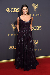 September 17, 2017 Los Angeles, CA Julie Bowen 69th Emmy Awards - Arrivals held at the Microsoft Theatre L.A. Live © OConnor-Arroyo / AFF-USA.com. 17 Sep 2017 Pictured: Lea Michele. Photo credit: MEGA TheMegaAgency.com +1 888 505 6342