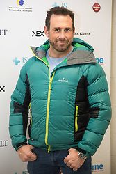 Borne Arctic Trek  2018 launches in London with former England rugby international Will Greenwood MBE, former special forces sergeant and TV presenter Jason Fox and polar explorer Alan Chambers MBE. PICTURED: Jason Fox.<br /> Unit London, London, February 28 2018.