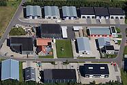 Luchtfotografie - Stiens - Bedrijventerrein Middelsee