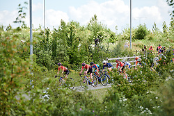 Lisa Klein (GER) at Stage 2 of 2019 OVO Women's Tour, a 62.5 km road race starting and finishing in the Kent Cyclopark in Gravesend, United Kingdom on June 11, 2019. Photo by Sean Robinson/velofocus.com