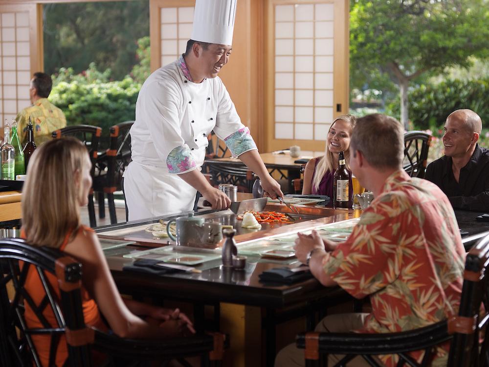 Hilton Waikoloa 2/11 F&B