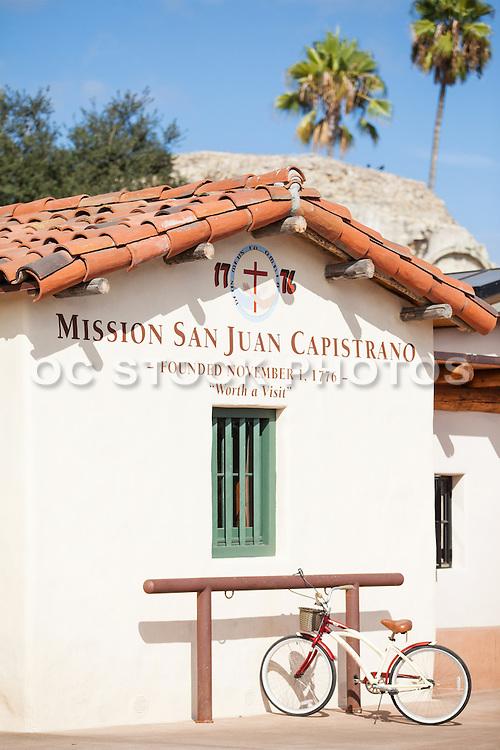 Historic Mission San Juan Capistrano