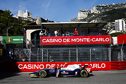 May 24, 2018 - Montecarlo, Monaco - 17 Santino FERRUCCI from United States of America of TRIDENT RACING during the Monaco Formula 2 Grand Prix at Monaco on 24th of May, 2018 in Montecarlo, Monaco. (Credit Image: © Xavier Bonilla/NurPhoto via ZUMA Press)
