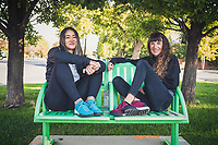 City life with Marina Inoue and Lauren Batcheck.