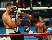 Boxing: Steve Nelson vs Tim Meek