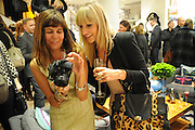 JILL CARIN ADAMS; JESS GRIMSHAW, Jonathan Adler Store opening. Sloane St. London. 16 November 2011. <br /> <br />  , -DO NOT ARCHIVE-© Copyright Photograph by Dafydd Jones. 248 Clapham Rd. London SW9 0PZ. Tel 0207 820 0771. www.dafjones.com.