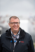 May 21-23, 2021. Lamborghini Super Trofeo, Circuit of the Americas: Start of race 2, John Doonan, IMSA President