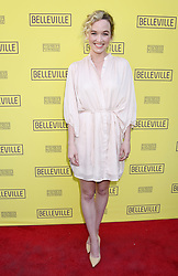 """Jessica Barth at the """"Belleville"""" Opening Night held at the Pasadena Playhouse on April 22, 2018 in Pasadena, Ca. © Janet Gough / AFF-USA.COM. 22 Apr 2018 Pictured: Kelley Jakle. Photo credit: Janet Gough / AFF-USA.COM / MEGA TheMegaAgency.com +1 888 505 6342"""