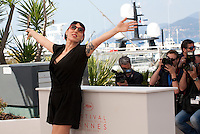 Actress Rossy De Palma at the Julieta film photo call at the 69th Cannes Film Festival Tuesday 17th May 2016, Cannes, France. Photography: Doreen Kennedy