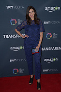 MICHAELA WATKINS at the premiere of Amazon's 'Transparent' season two at the Pacific Design Center in Los Angeles, California