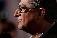 Deepak Chopra..The Women's Conference held in Long Beach at the convention center hosted by California First Lady Maria Shriver and Governor Arnold Schwarzenegger..