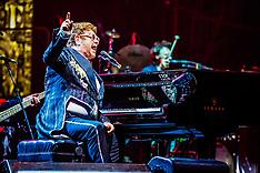 Elton John performing at Arena of Verona - 29 May 2019