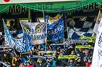 Fotball , 28 Oktober 2017 , Eliteserien , Kristiansund - Odd , Uglan Supporterklubb<br /> <br /> <br />  , Foto: Marius Simensen, Digitalsport