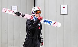 05.01.2018, Paul Außerleitner Schanze, Bischofshofen, AUT, FIS Weltcup Ski Sprung, Vierschanzentournee, Bischofshofen, Finale, im Bild DanielAndre Tande (NOR) // DanielAndre Tande of Norway before his Qualification Jump for the Four Hills Tournament of FIS Ski Jumping World Cup at the Paul Außerleitner Schanze in Bischofshofen, Austria on 2018/01/05. EXPA Pictures © 2018, PhotoCredit: EXPA/ JFK