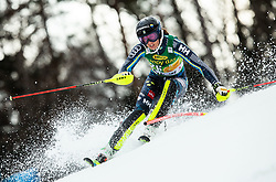 STAALNACKE Ylva of Sweden competes during the 7th Ladies'  tSlalom at 55th Golden Fox - Maribor of Audi FIS Ski World Cup 2018/19, on February 2, 2019 in Pohorje, Maribor, Slovenia. Photo by Matic Ritonja / Sportida